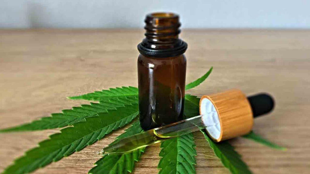 Bästa CBD olja utan THC