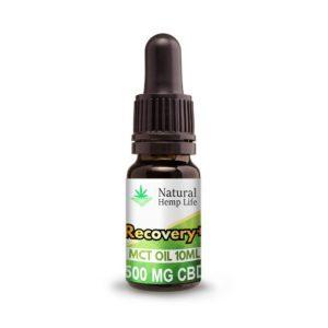 Natural Hemp Life CBD Recovery  5%
