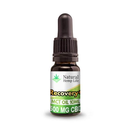 Natural Hemp Life CBD Recovery+ 5%