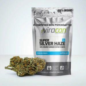 Super Silver Haze – CBD Buds