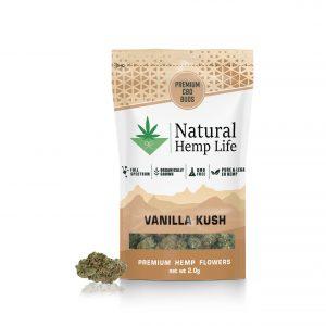 Vanilla Kush – Premium CBD Buds