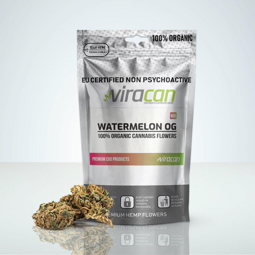 Watermelon OG – CBD Buds